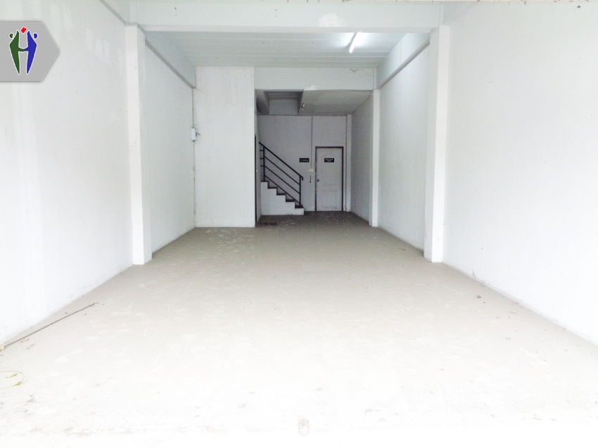 Commercial buildings Three-storey For rent North Pattaya.