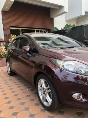 Ford Fiesta 1.6 Sport 2012 - very low km