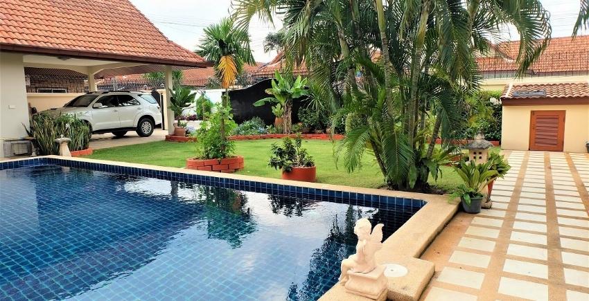 Pool View Villa, 4 Bedroom, East Pattaya