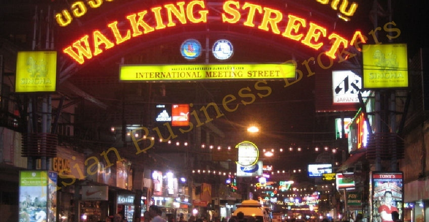 1202016 Partner Sought for Successful Walking Street Go Go Bar Pattaya