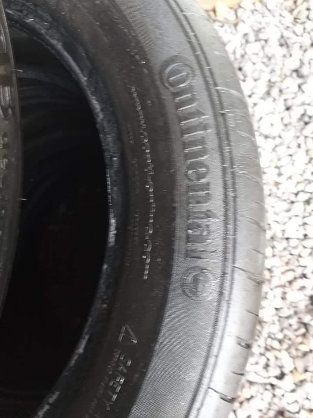 4-wheeled tires  205  55  16