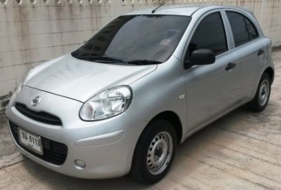 Nissan March for Sale Pay down for foreigner