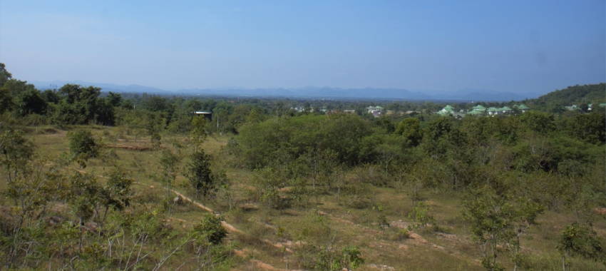 Amazing 20 Rai, land for Development, Elevated, views, Priced 2 sell!