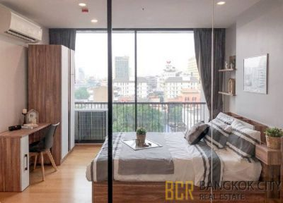 Noble Revo Silom Luxury Condo Furnished 1 Bedroom Unit for Rent - HOT