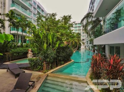 2 bedroom apartment in the new project at Jomtien Area