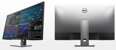 Dell 43 Ultra HD 4K Multi Client Monitor P4317Q