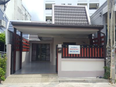 1 BEDROOM/1 BATHROOM TOWN HOUSE CENTRAL PATTAYA