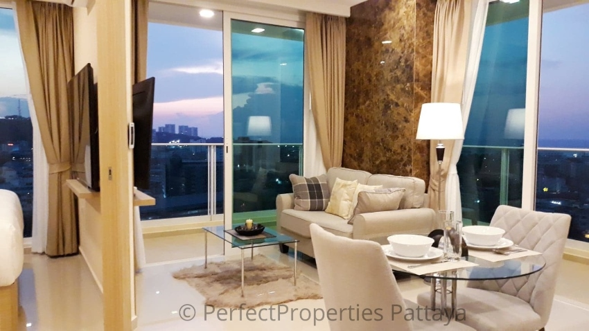 Brand New Seaview Luxury Condo in South Pattaya
