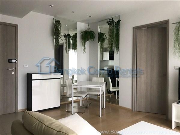 HQ by Sansiri for rent 1 bedroom 43 sqm BTS Thonglo