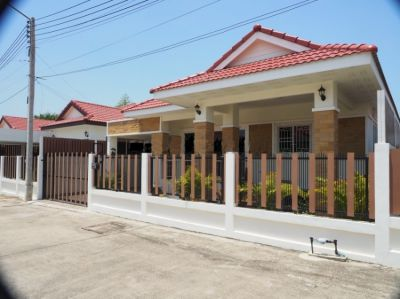 Beautiful Baan Balinda House in Huay Yai