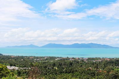 For sale 3-6 bedrooms pool villa with seaview Bophut Koh Samui
