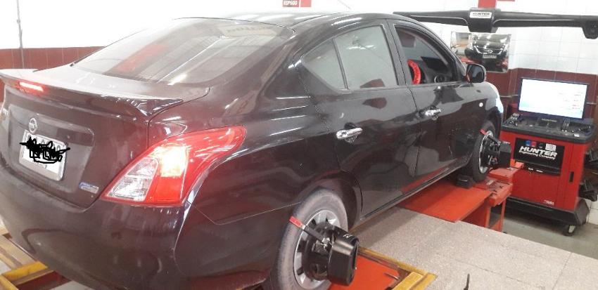 Nissan Almera Automatic Economic