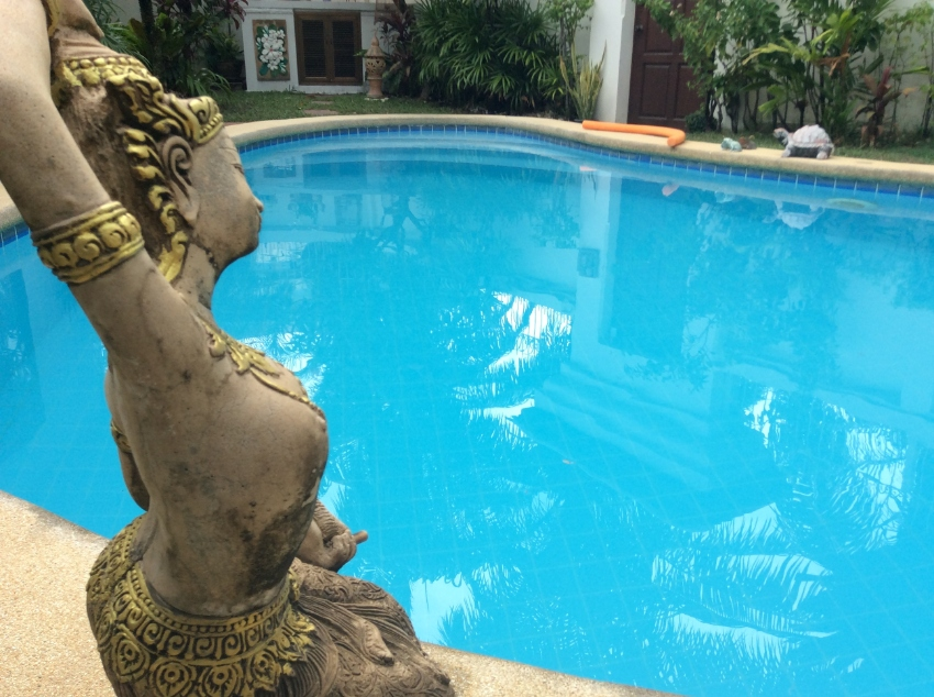 Jomtien 2 Bedroom Pool Villa in Village