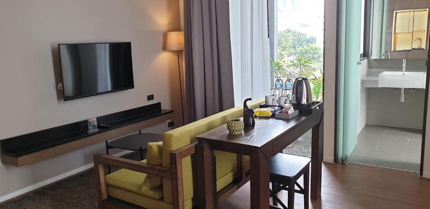 Budget Residence Hotel in Pattaya