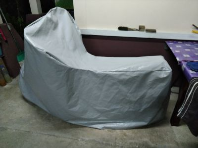 Motorbike Cover size Honda PCX and more same Size Handmade Strong !