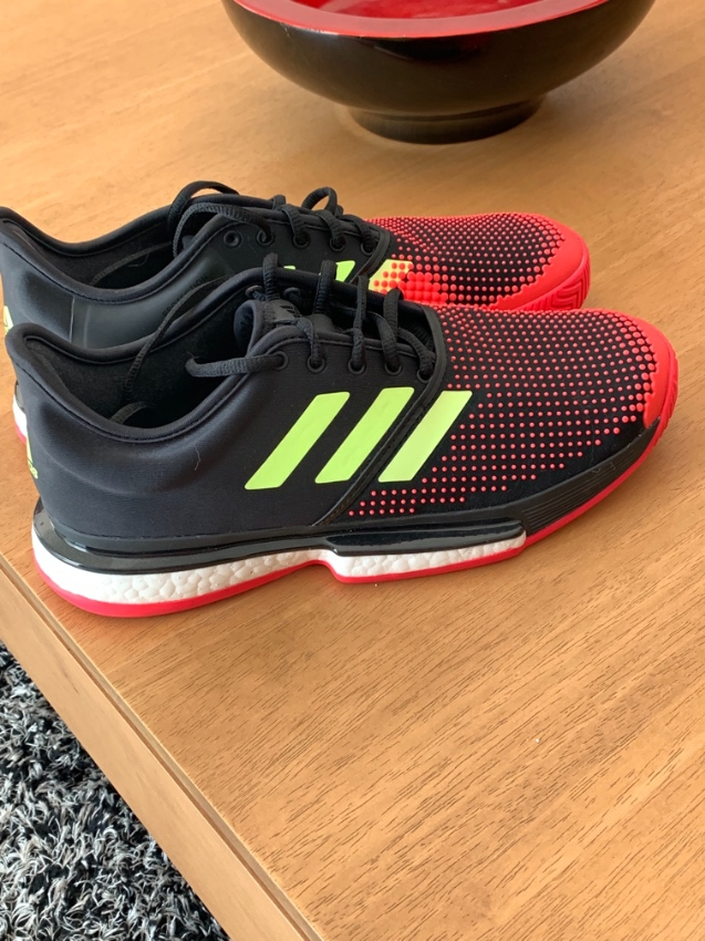 Brand New Adidas Sole Court Boost Tennis Shoed