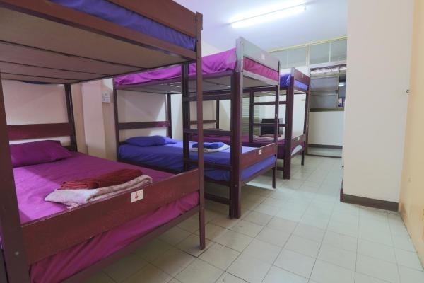 34 beds Guesthouse Bangkok Silom.