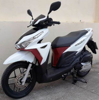 Honda Click LED 2017/2018 rent 2.000 ฿/Month