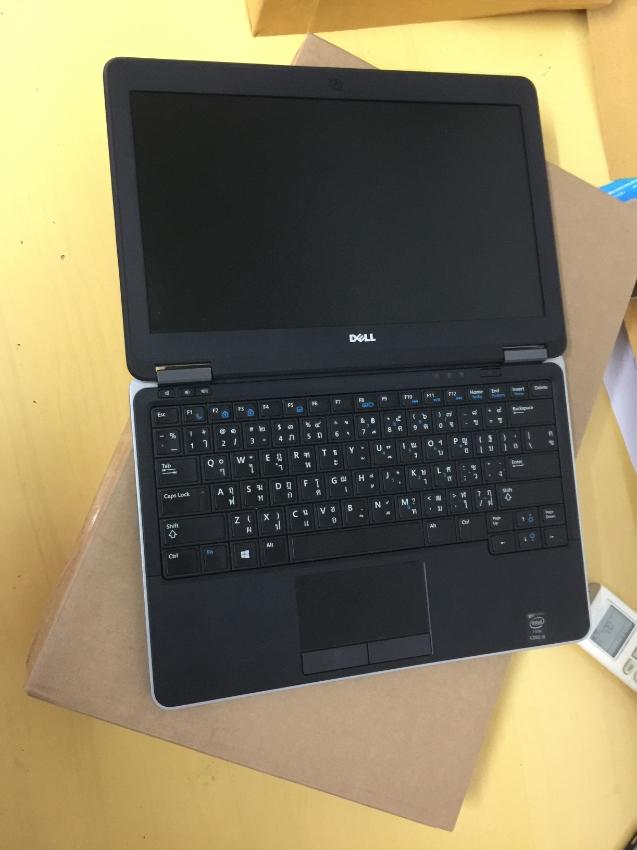 Dell Latitude E7240(I5,4GB,128 MSATA SSD(SUPER FAST) 12.5