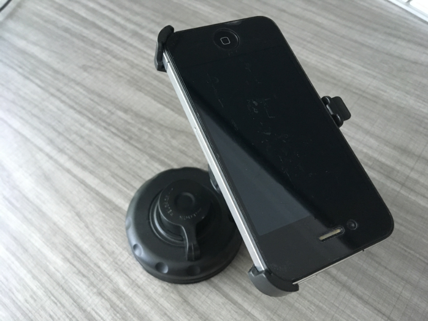 iPhone 4 / 4S Car Mount