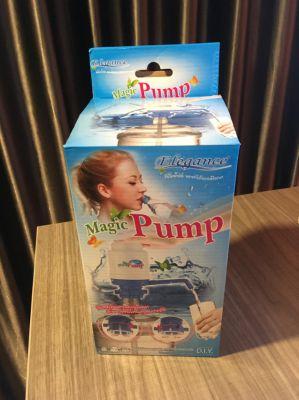 Magic Pump for Water Bottles