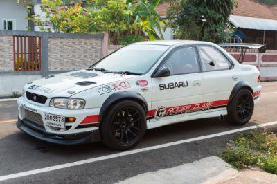 Subaru Impreza race/track