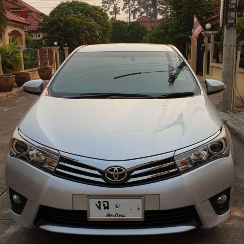 Toyota Altis 1.8V 2016