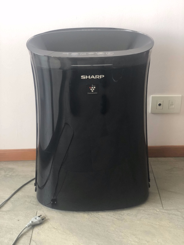Air Purifier SHARP Plasmacluster for PM2.5 with Mosquito Catcher 40 m2