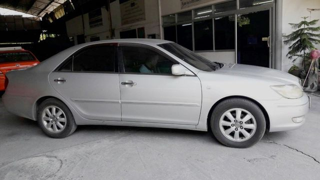 Toyota Camry 2004 Leather