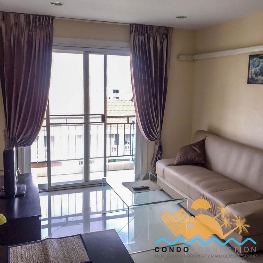 1 Bedroom Condo unit for Sale.  Park Lane Jomtien Resort