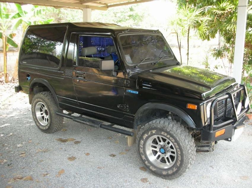 1993 Suzuki Caribian 1.6