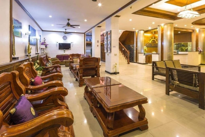Hotel 83 rooms for lease (Patong, Phuket)