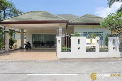 #HR795 SP5 Village. 3 bedroom house for rent Soi Siam Country Club
