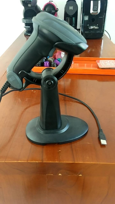 CINO Barcode Scanner Cino Model F-790(USB)