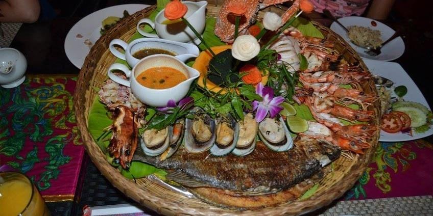 Well-Run Beachfront Restaurant in Cape Panwa
