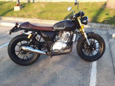 Stallion Centaur 250cc Max