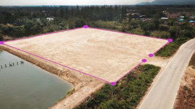 Land 3 rai 160 T.w. for sale in Pranburi