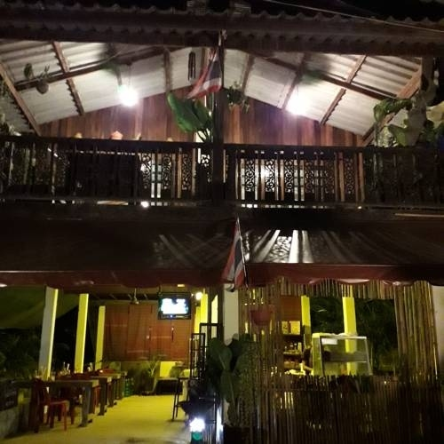 Traditional Thai Style Home & Business