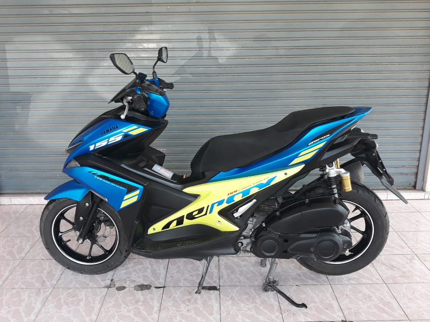 RENT Yamaha AEROX only 3000 THB / Month