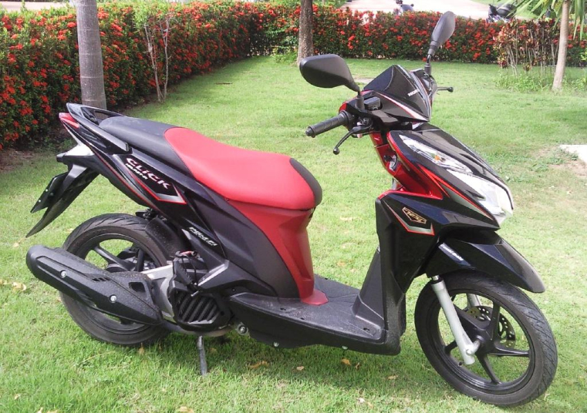 RENT Honda Click 125 only 1500 THB / Month