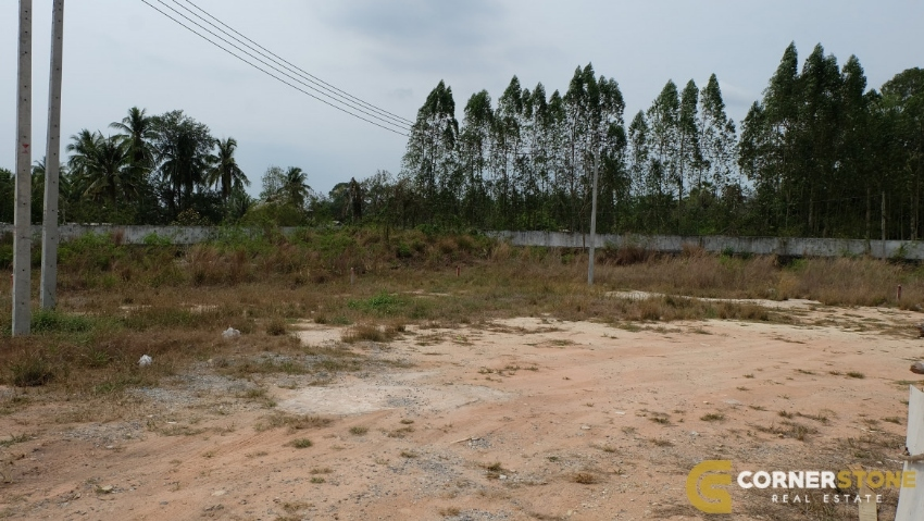 #LS768 Land For Sale. 86 wah² Charknok East Pattaya