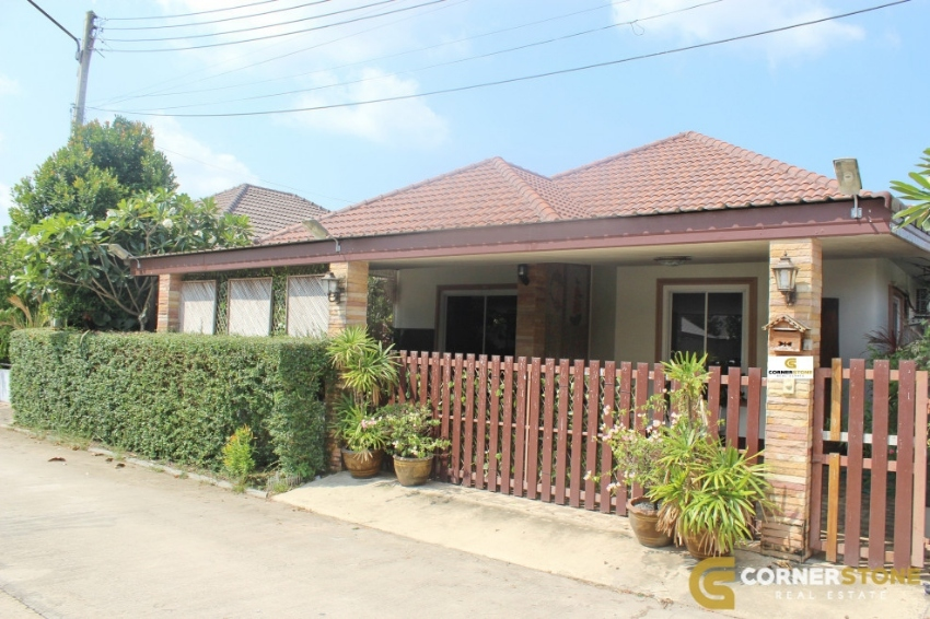 #HS759 3 Bedroom House For Sale in East Pattaya Village