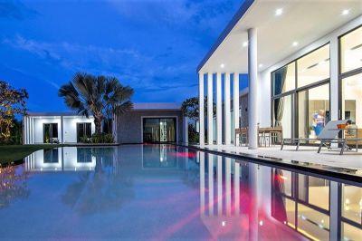 Elegant Fully Furnished 6 BR 7 Bath Pool Villa on Large Plot
