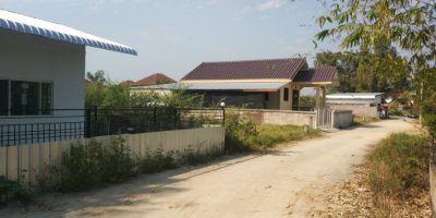 Land near new Grace International School 50 sq wah - Reduced