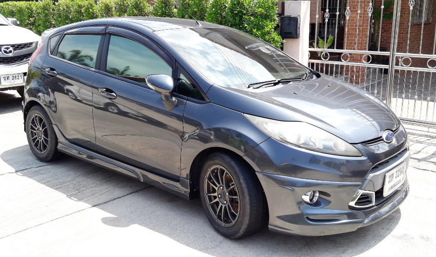 RENT a Ford Fiesta only 12000 THB / Month