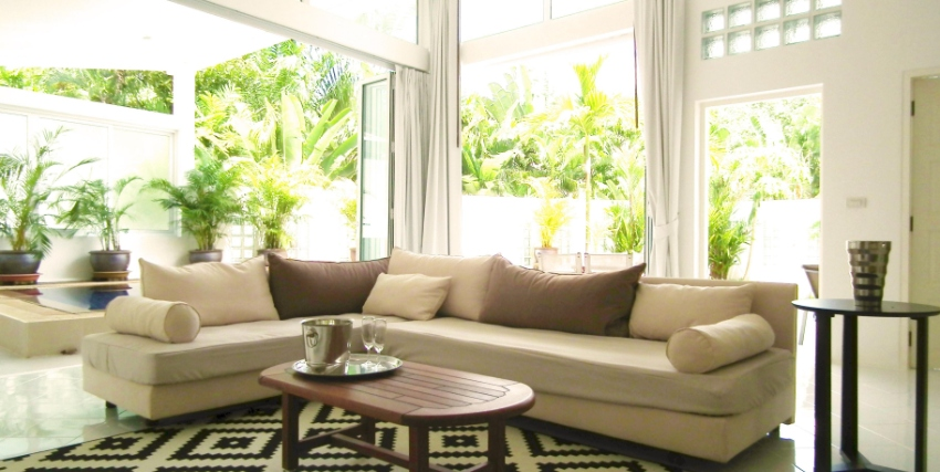 Modern Tropical 2 Beds  Pool Villa Phuket