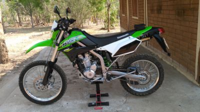 Kawasaki KLX 250 - 2018. New price !