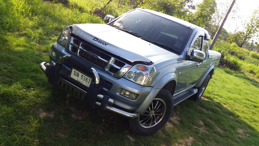 DMax AUTOMATIC 4x4 Turbo DIESEL 2545 ,Amazing for year !