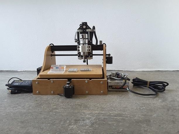 MillRight CNC Machine