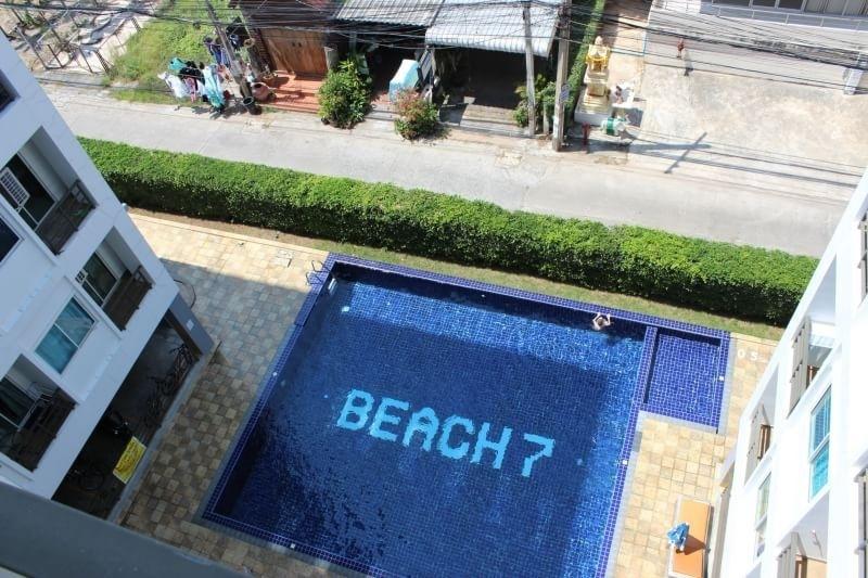 Beach 7 Condo Jomtien